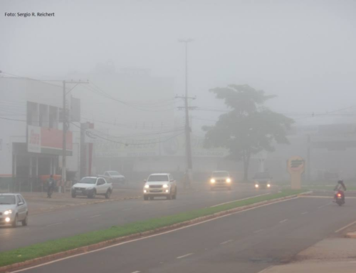 Frente fria chega ao Mato Grosso neste fim de semana