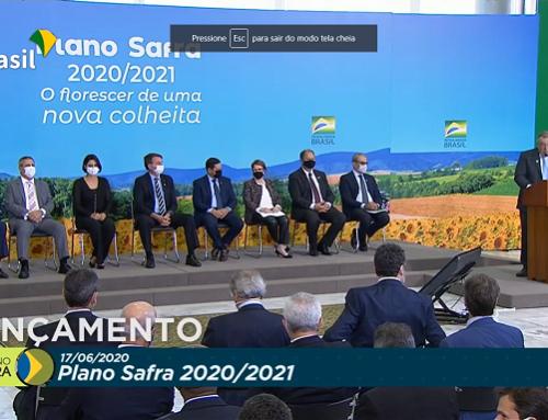 Plano Safra 2020/2021 terá R$ 236,3 bilhões a partir de julho